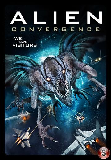 Alien convergence - Locandina - Poster