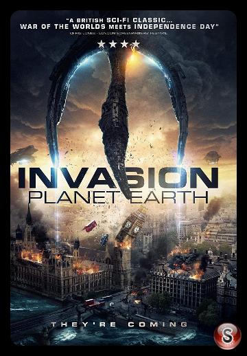 Invasion planet Earth - Locandina - Poster
