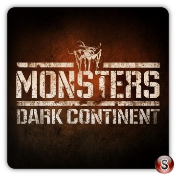 Monsters Dark Continent Soundtrack Cover CD