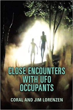 Close encounters with UFO occupants by Coral e Jim Lorenzen
