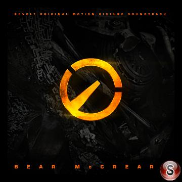 Revolt Soundtrack Cover CD