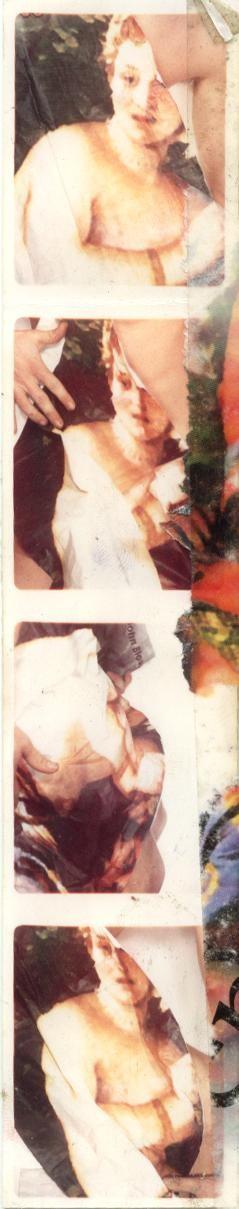 """sans titre"" photomaton 1998"