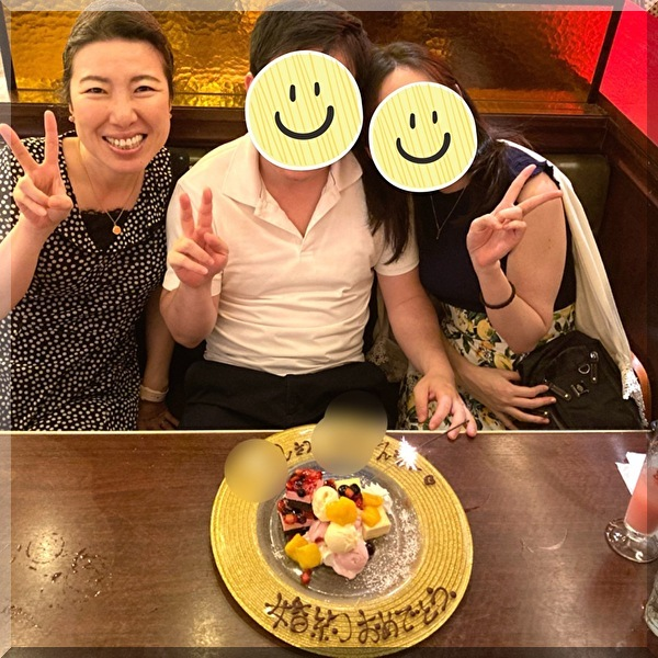 30代カップル成婚お祝い会㏌横浜