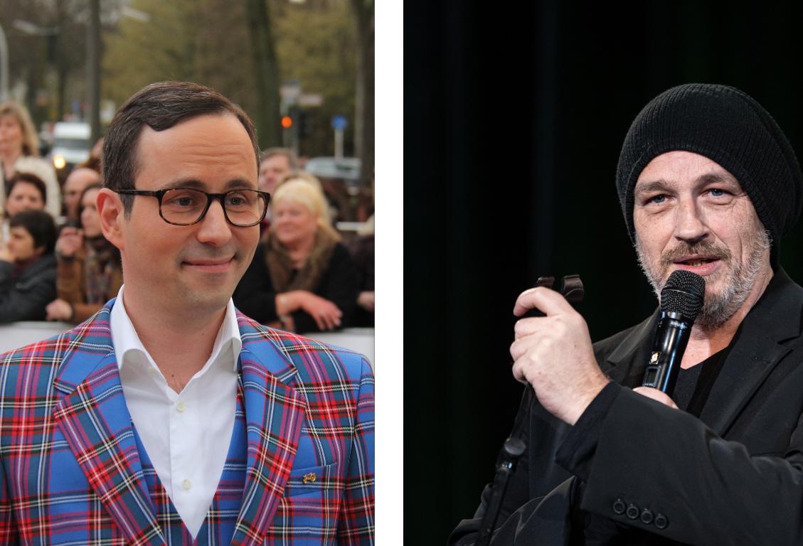 Kurt Krömer und Thorsten Sträter - Mut in der Krise