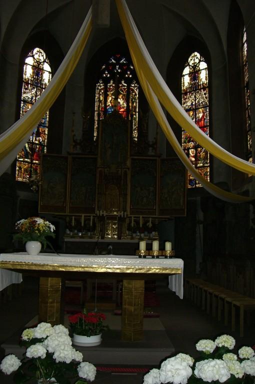 Stadtpfarrkirche Sankt Michael