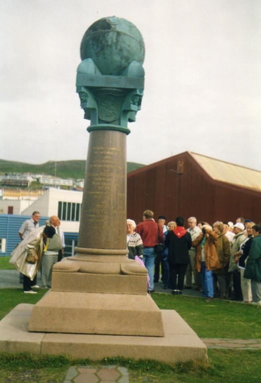 Hammerfest nördlichster Punkt europas