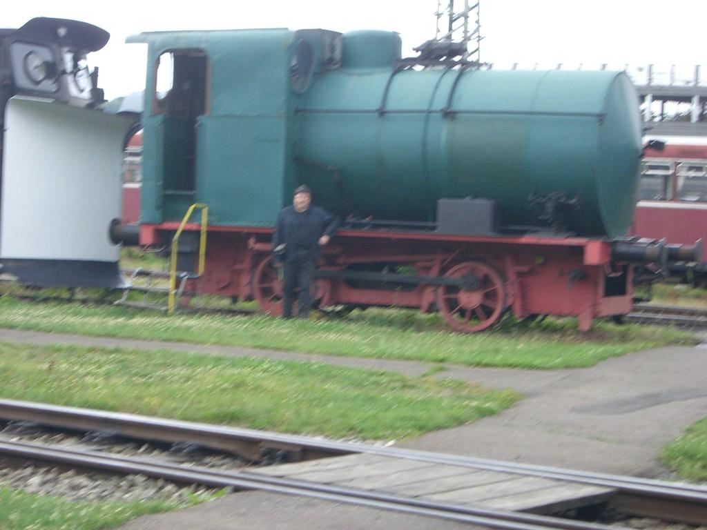 Bayr. Eisenbahnmuseum