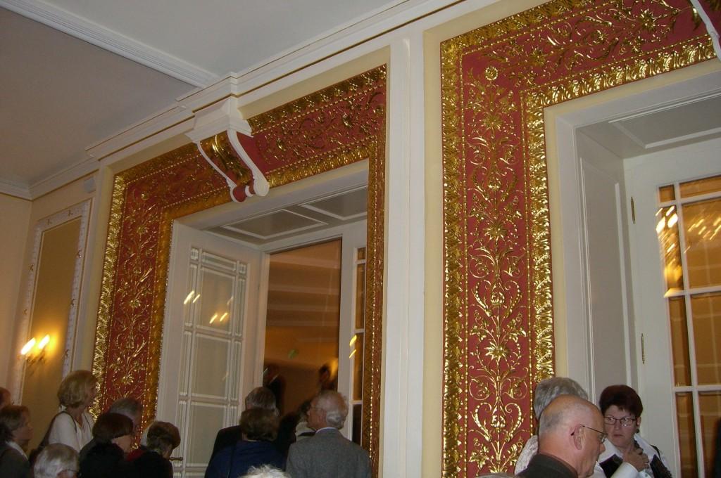 Breslau Oper Eingang