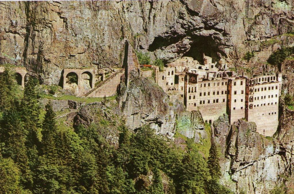 Klosterruine Samelas