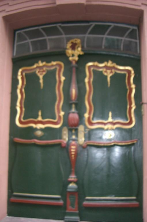 wunderschöne Haustüren