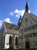 Bad Cannstatt altes Rathaus