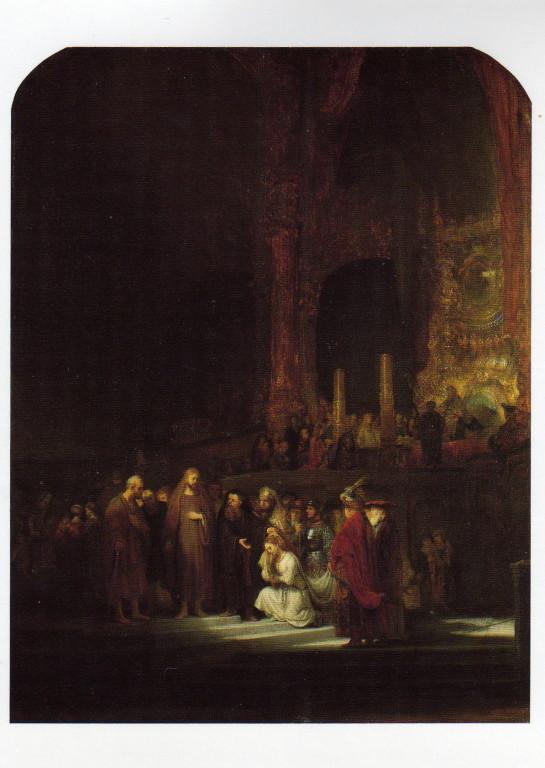 Nationalgalery London Rembrandt