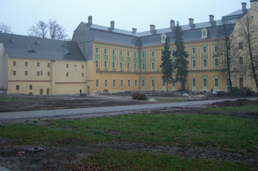 Grüssau Klosteranlage