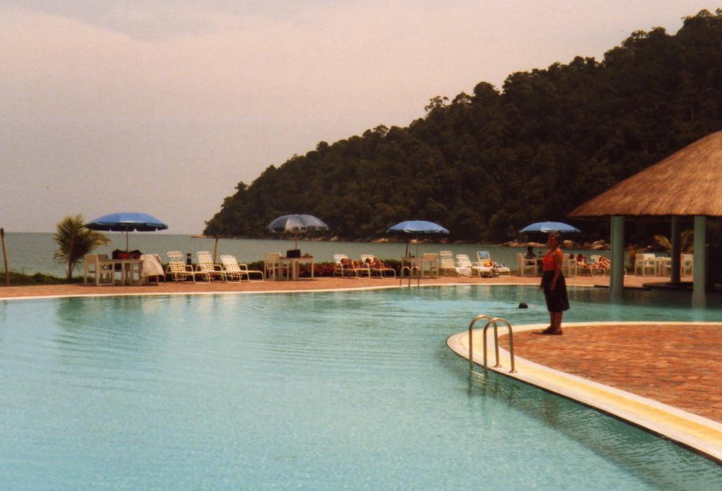 Hotelschwimmingpool