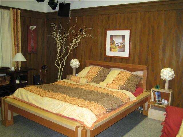 SWR Schlafzimmer der Fallers