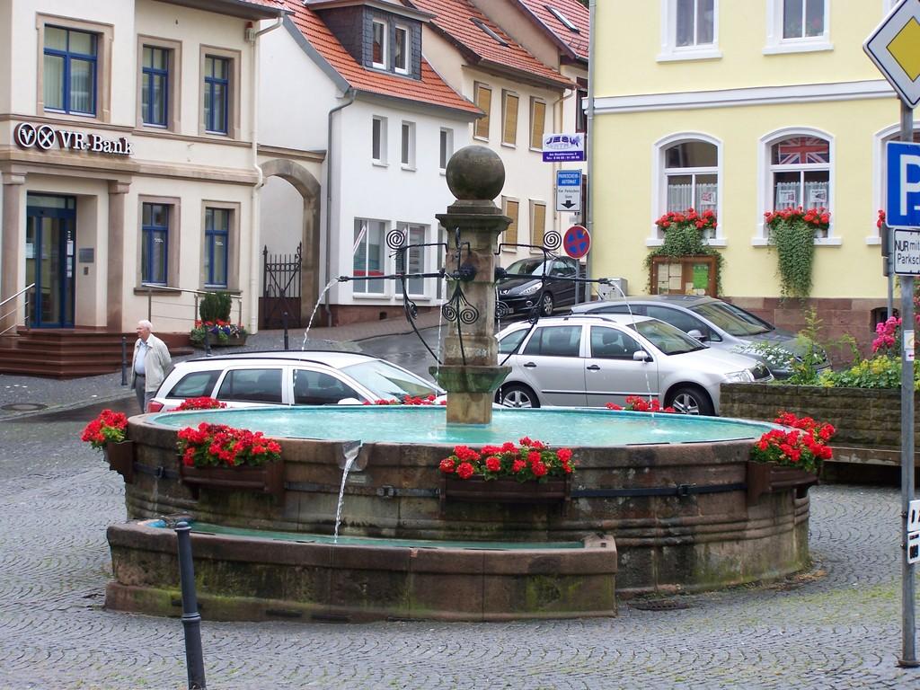 Tann Marktbrunnen