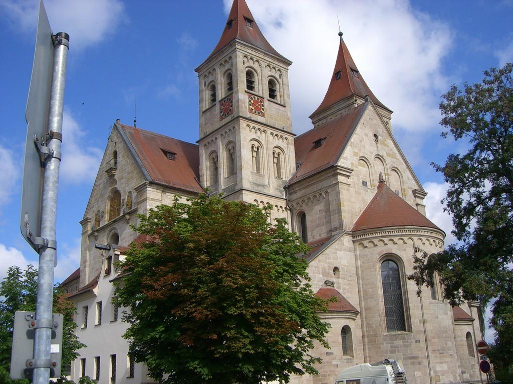 Ellwangen St. Vitus (Veit)