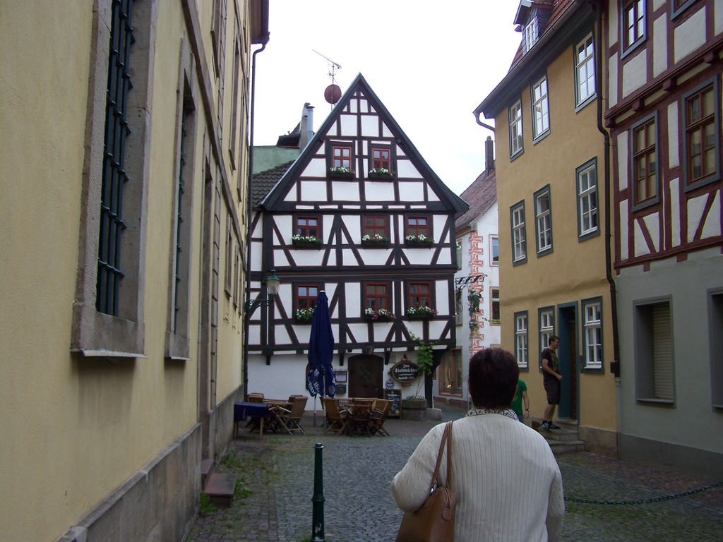 Ein Gang durch Fuldas Strassen