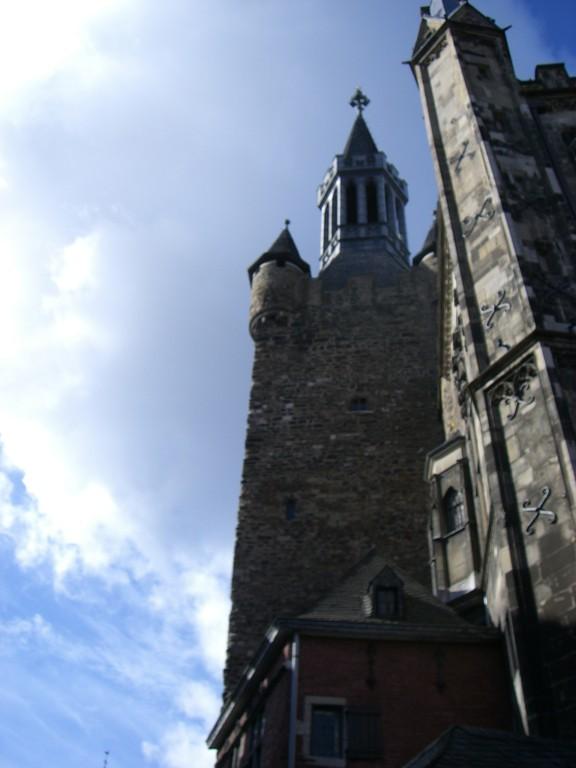 Blick zum Dom