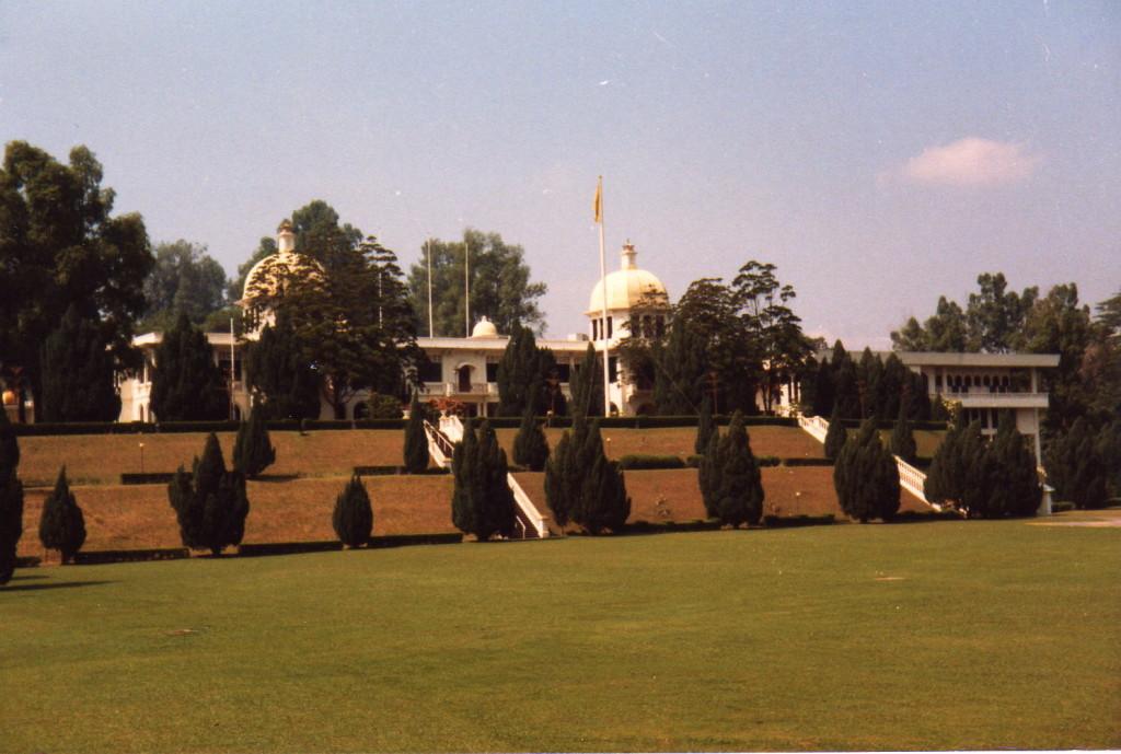 Regierungsgebäude Schloß