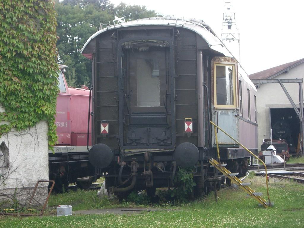 Nördlingen Bayr. Eisenbahnmusuem