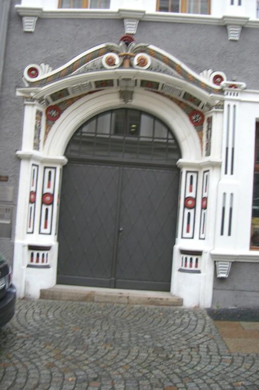 Görlitz Museumseingang