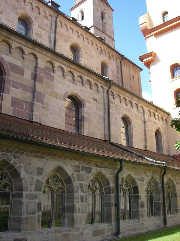 St. Vitus Garten am Kreuzgang