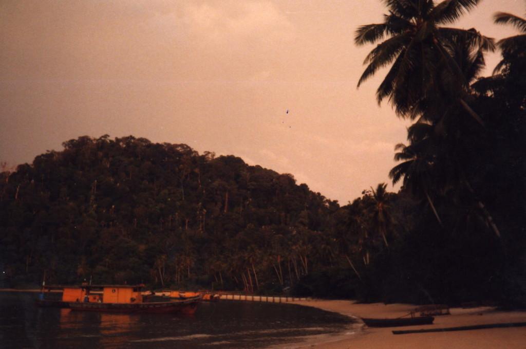 Abschied von Bali