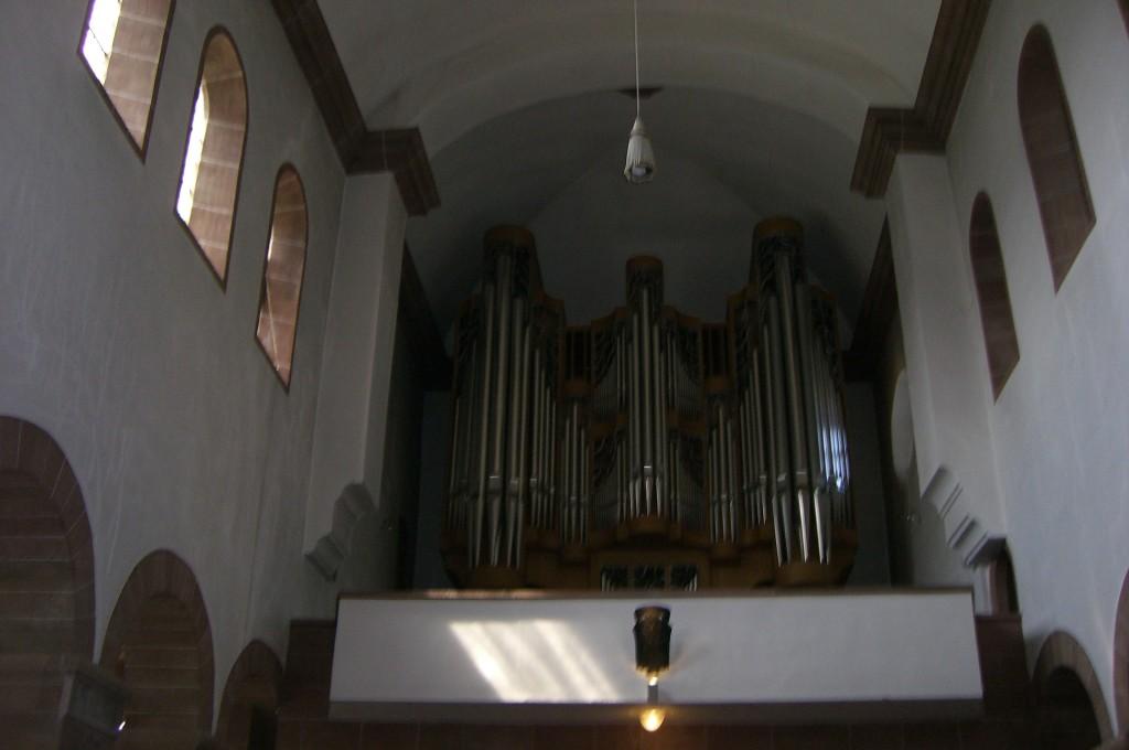 Aschaffenburg Innnenansicht Dom