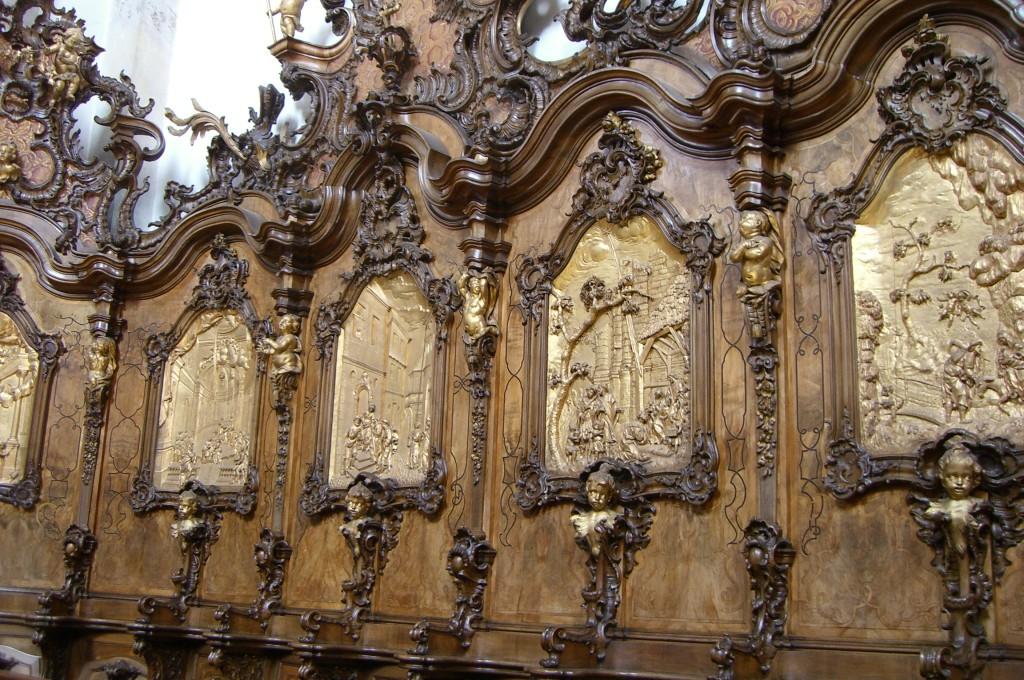 Kleine Kapelle Zwiefalten