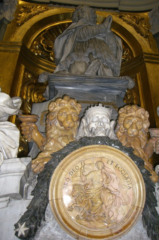Altar Seitenkapelle