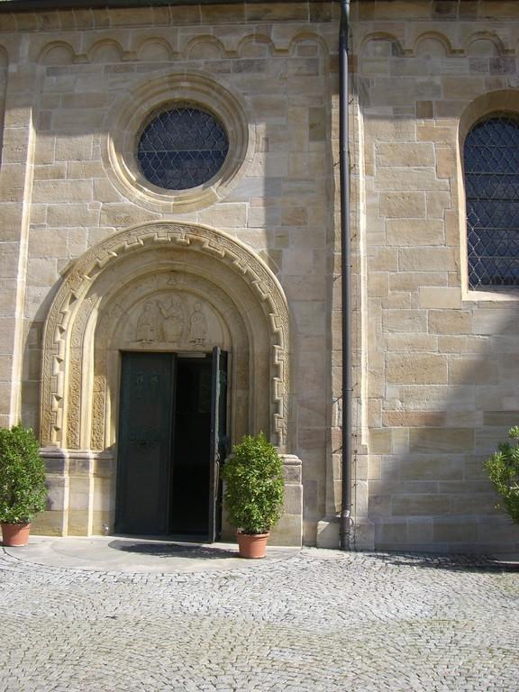 Ellwangen Portal St. Vitus