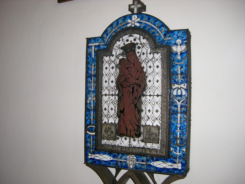 St. Vitus Mutter Gottes begleitet uns auf allen Wegen