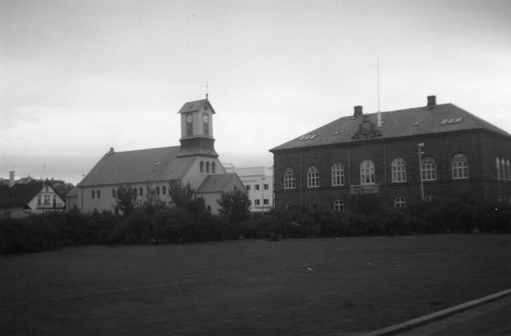 Akkureyri Rathaus