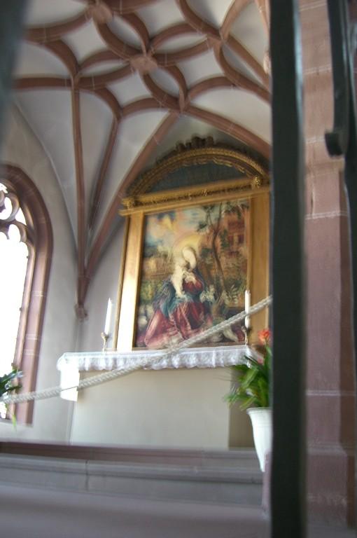 Aschaffenburg Marienkapelle im Dom