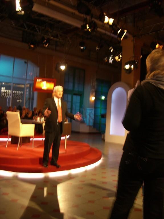 Menschen der Woche Samstags SWR  04. Dezember 2010