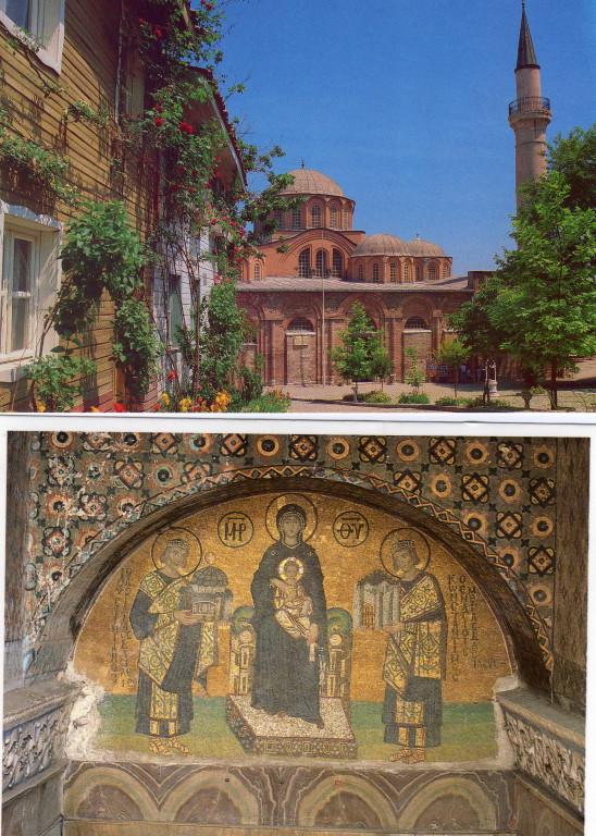 Istanbul Chora Kirche