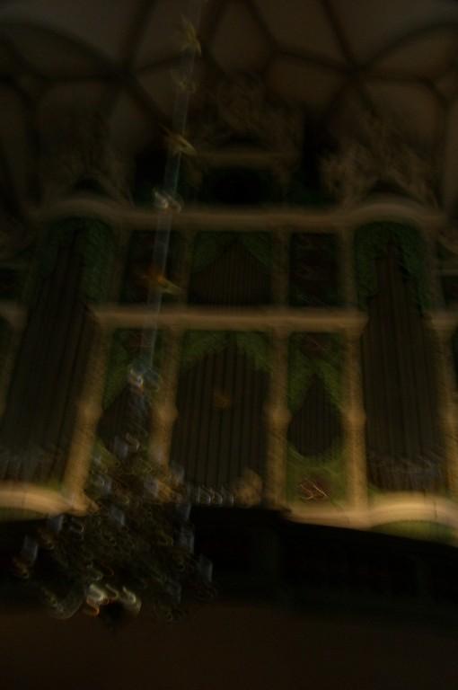 Görlitz Orgel leider zu dunkel