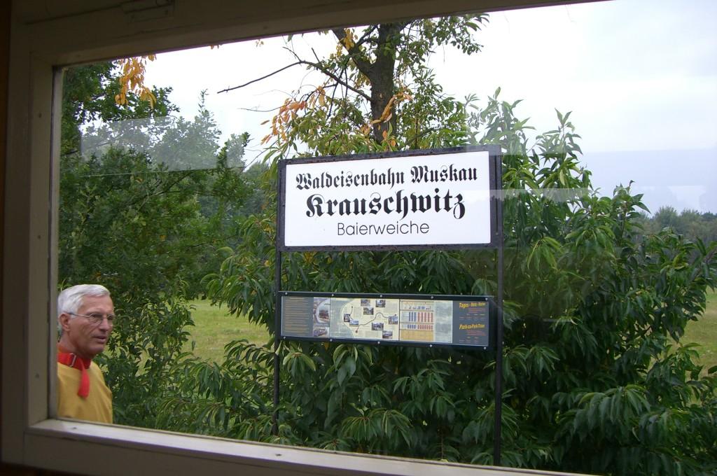 Waldeisenbahn Muskau Krauschwitz
