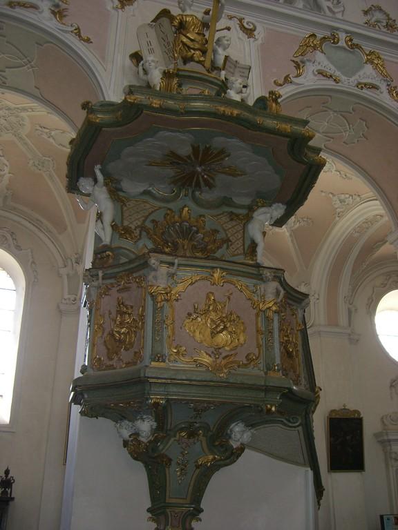 St. Vitus Kanzel