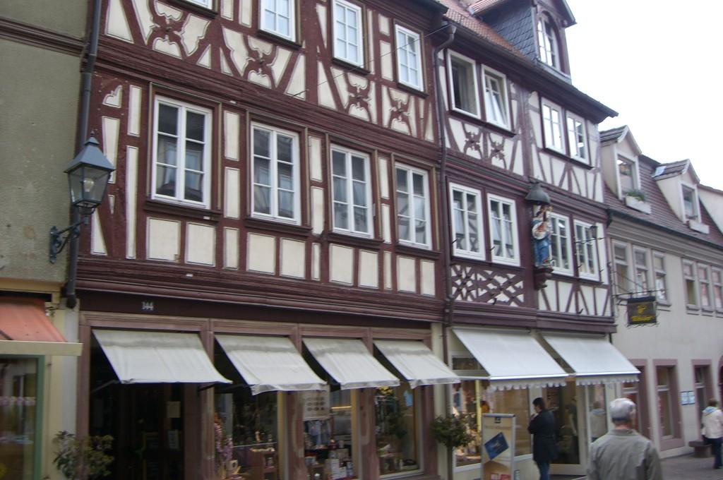 Miltenberg Einkaufsstrasse