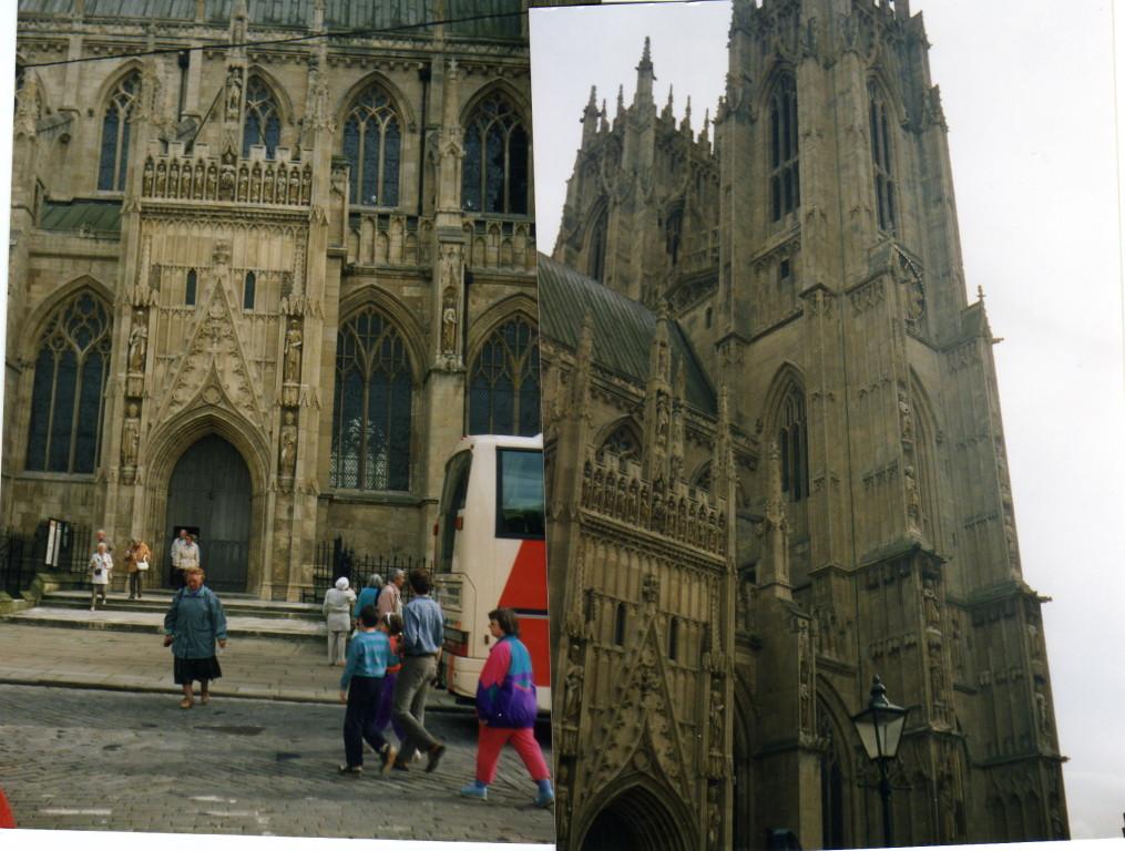Kathedrale Aussenansicht