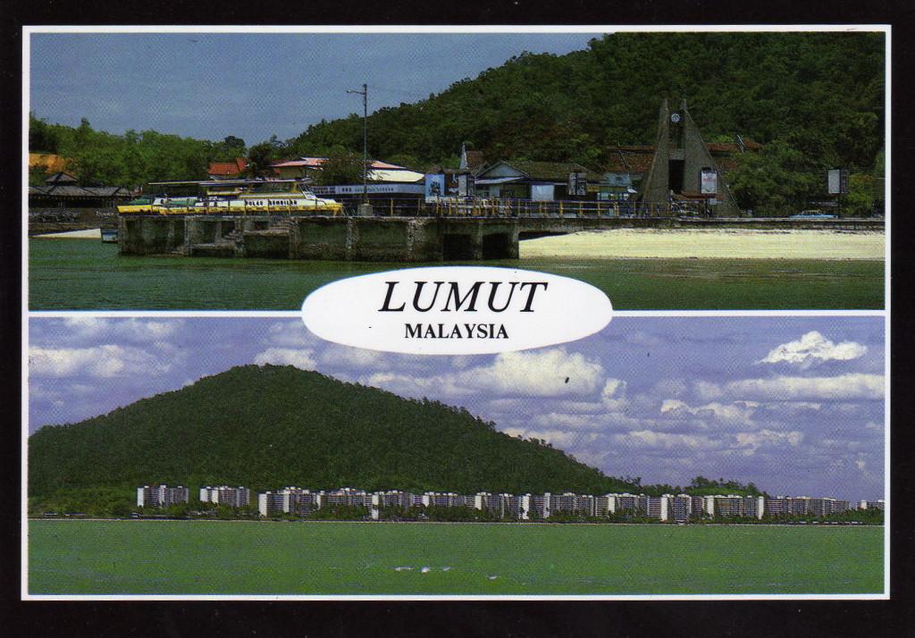 von Lumut nach Pankor