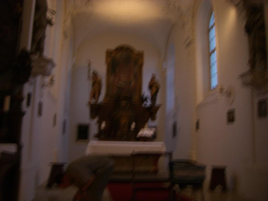Schlosskapelle Altar
