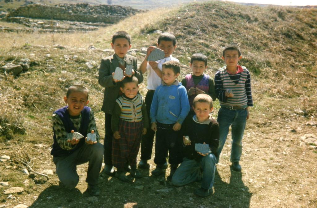 Kinder in Hatuscha