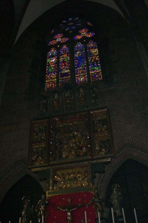 Chorfenster Kurfürstenkapelle