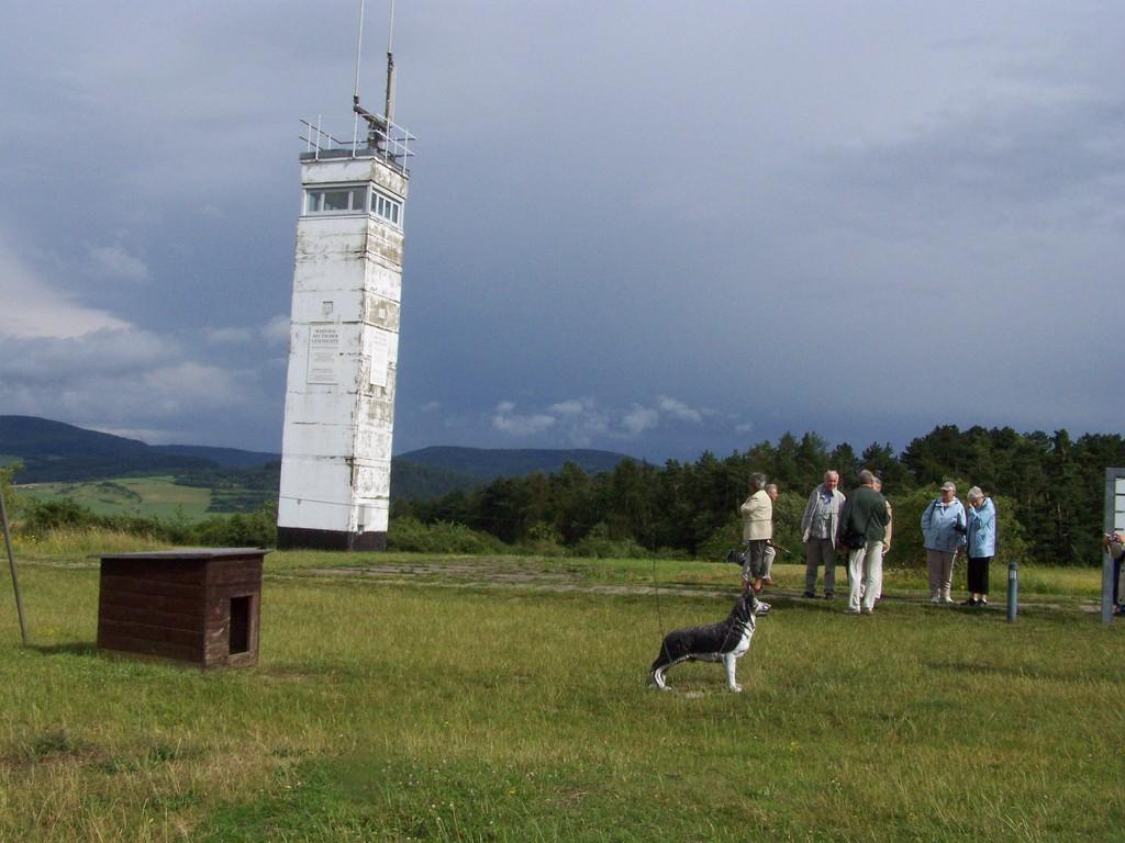 der russische Wachtturm