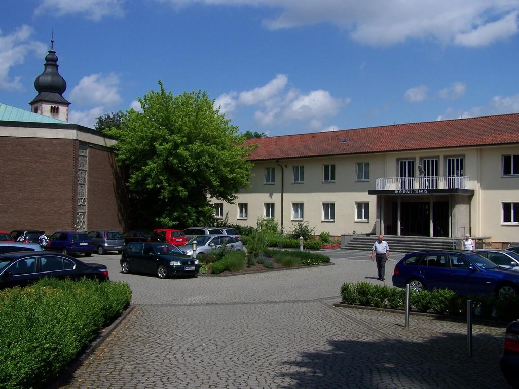 Fulda Bonifatiushaus