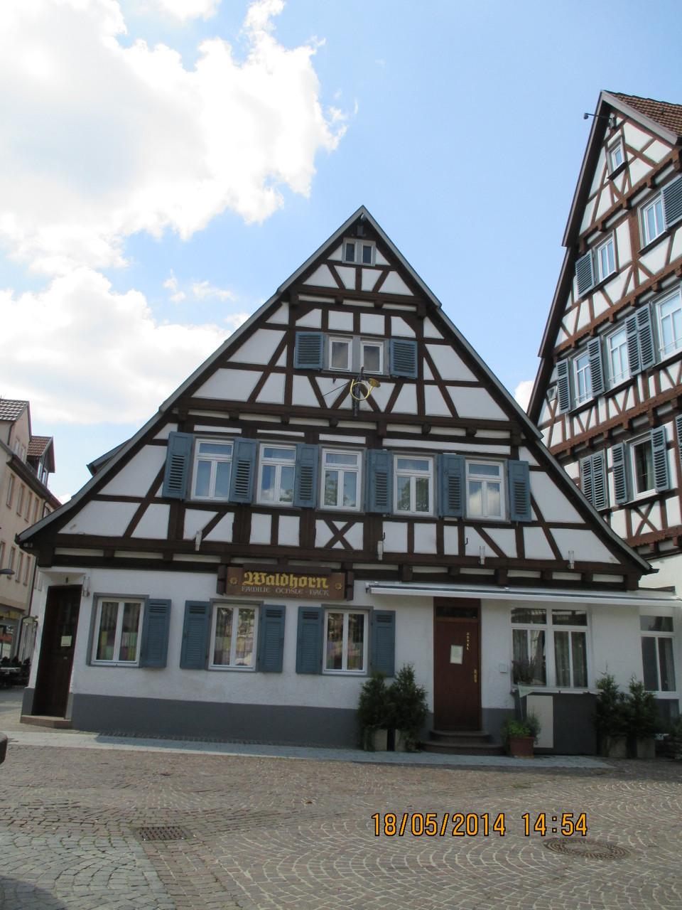 Gasthaus zum Posthorn