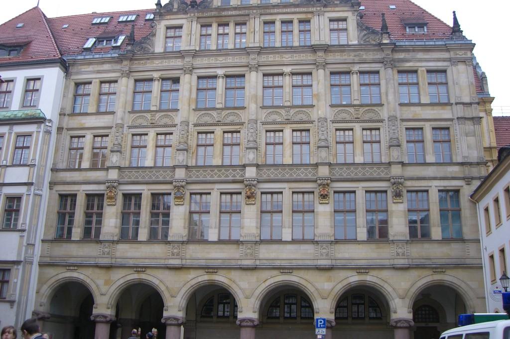 Görlitz Städtehaus